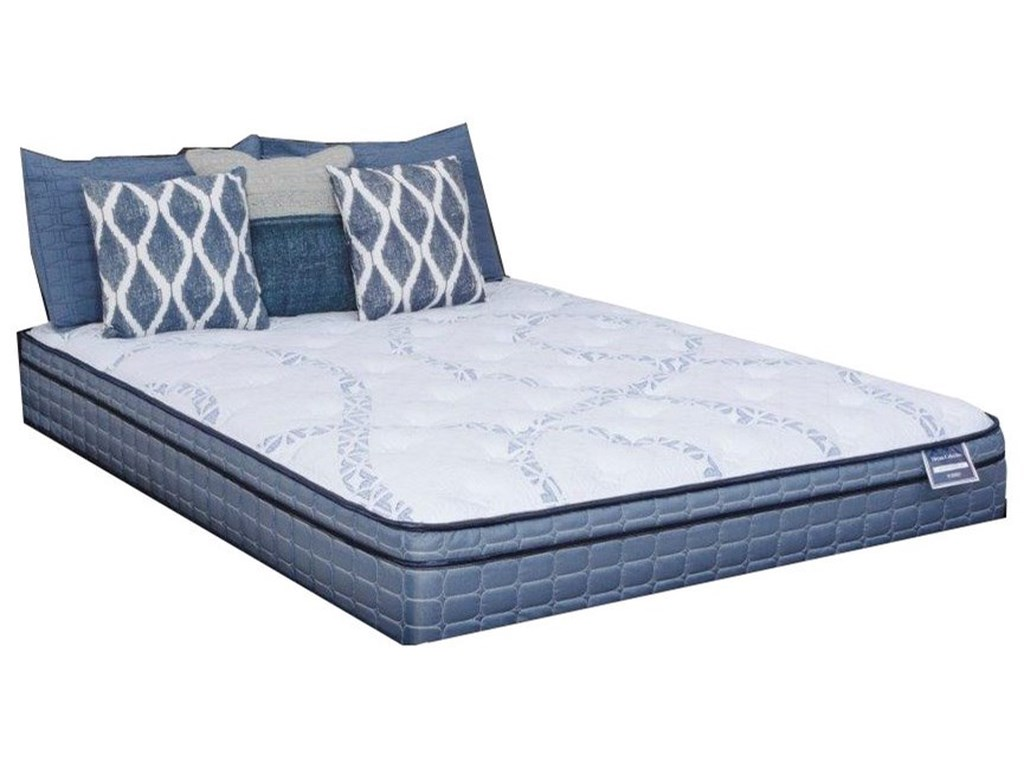Diamond Mattress Dream Victory Euro TopQueen Euro Top Mattress