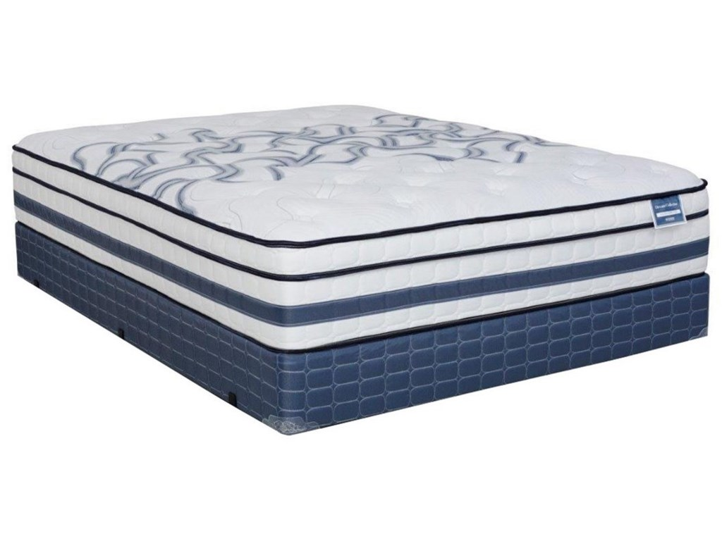 Diamond Mattress Tiffany MediumQueen Medium Firmness ET Adj Set