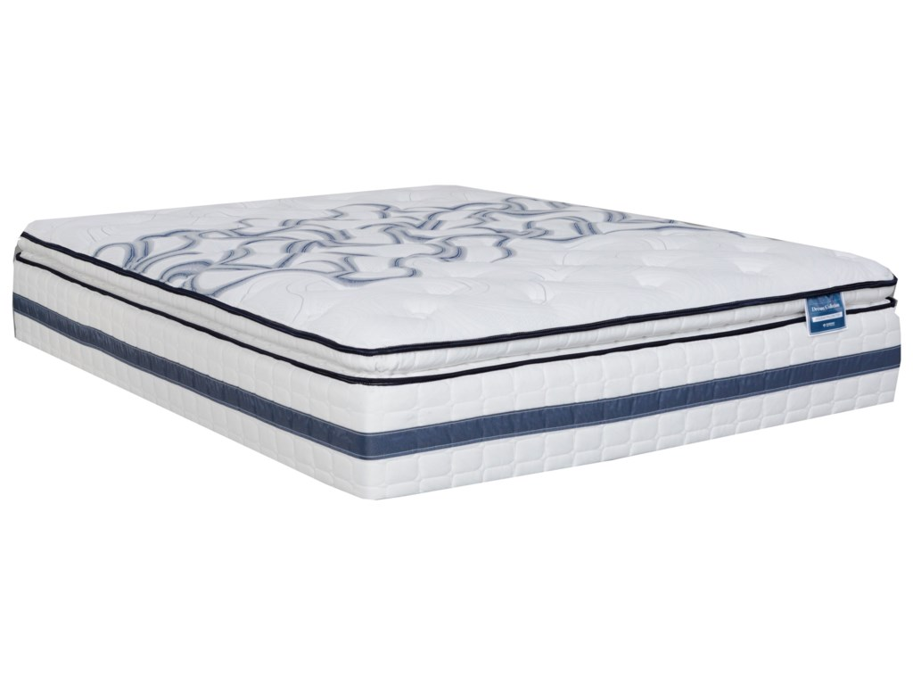 Diamond Mattress Tiffany Pillow TopFull Pillow Top Mattress