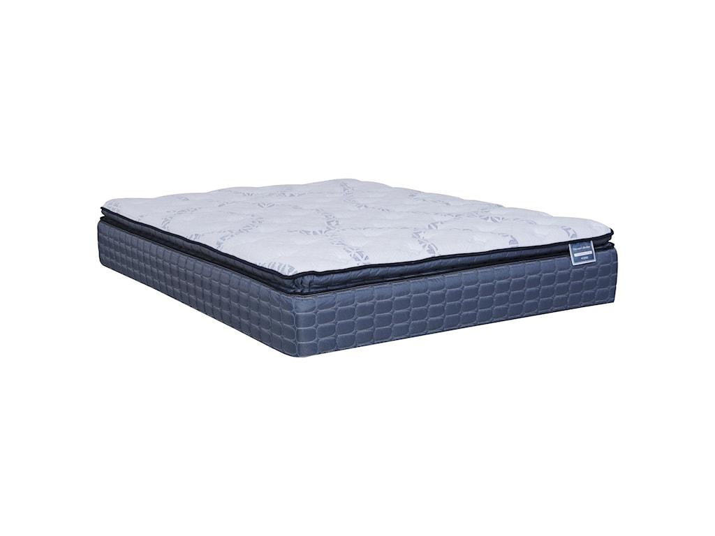 Diamond Mattress Victory Pillow TopCal King Pillow Top Innerspring Mattress