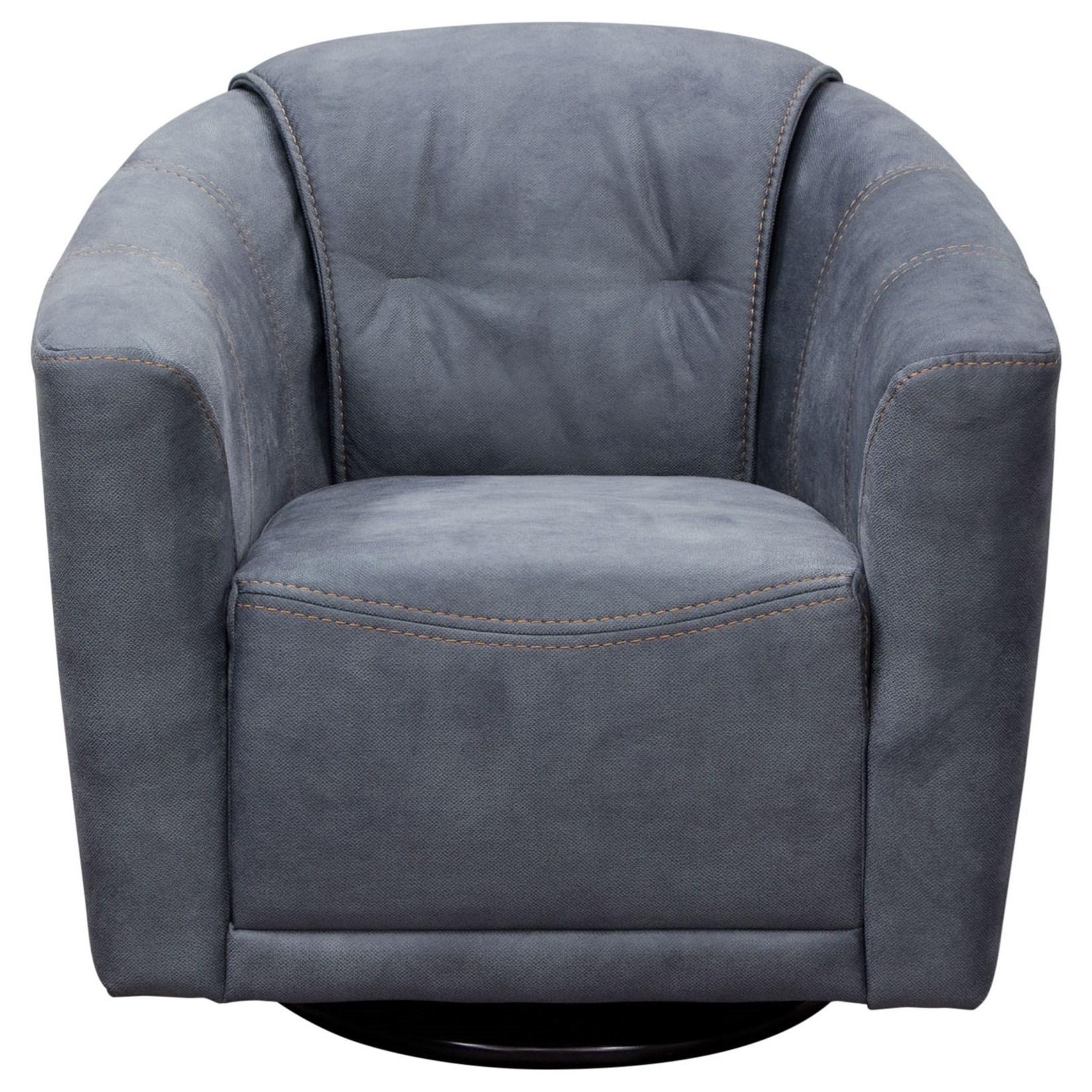 Diamond Sofa Accent ChairsMurphy Swivel Chair ...