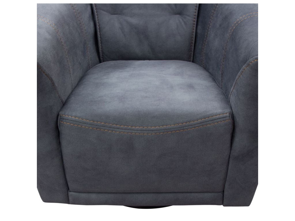 Diamond Sofa Accent ChairsSwivel Accent Chair