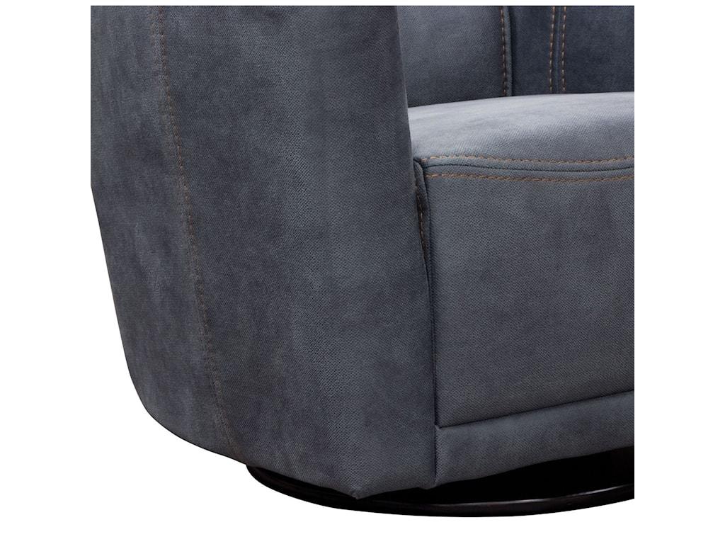 Diamond Sofa Accent ChairsMurphy Swivel Chair