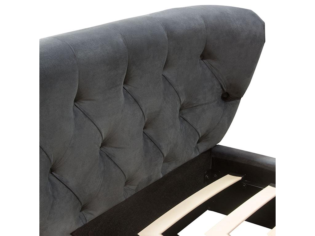Diamond Sofa AllureQueen Bed