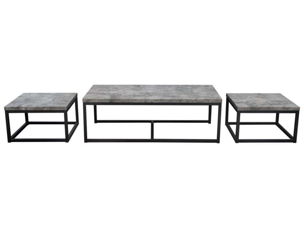 Diamond Sofa Atlus TablesNesting Cocktail Table Set