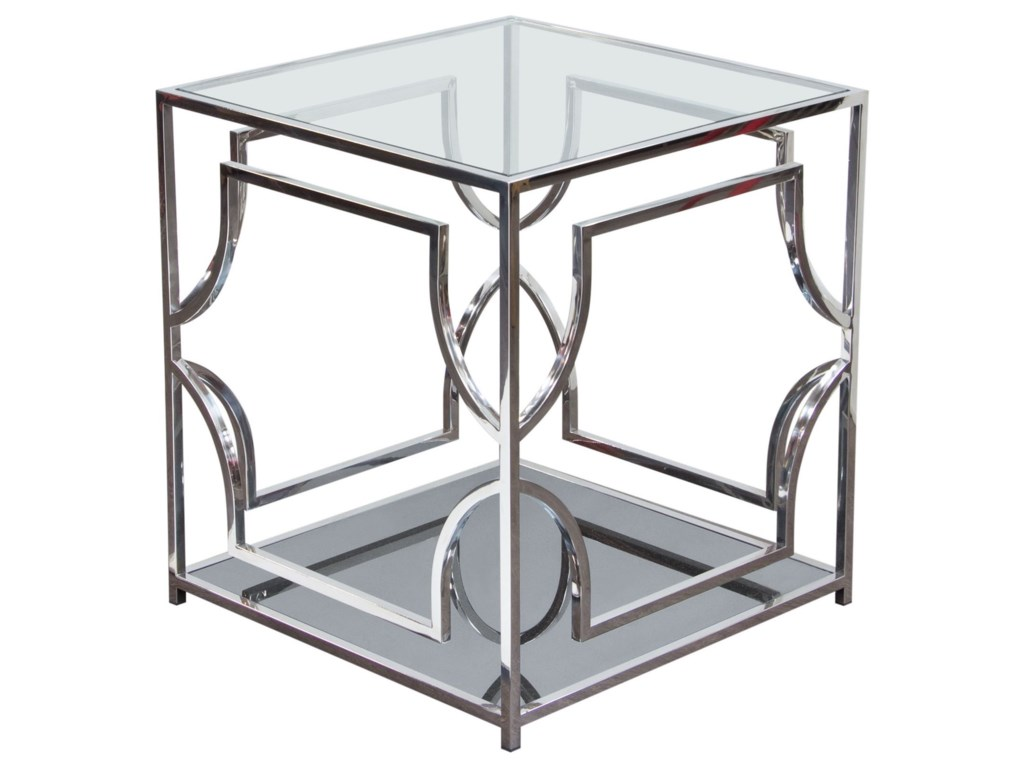 Diamond Sofa AvalonEnd Table