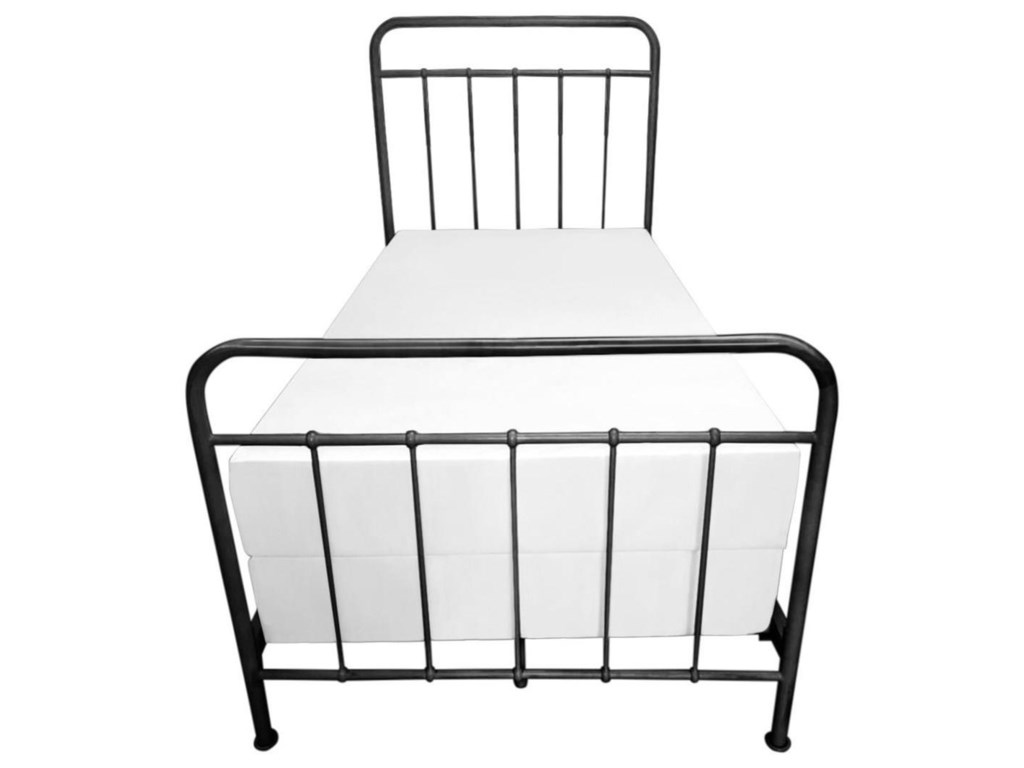 Diamond Sofa BaileyFull Bed