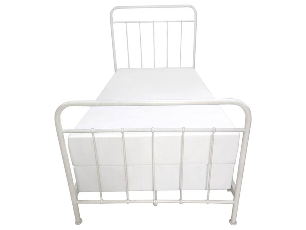 Diamond Sofa BaileyTwin Bed