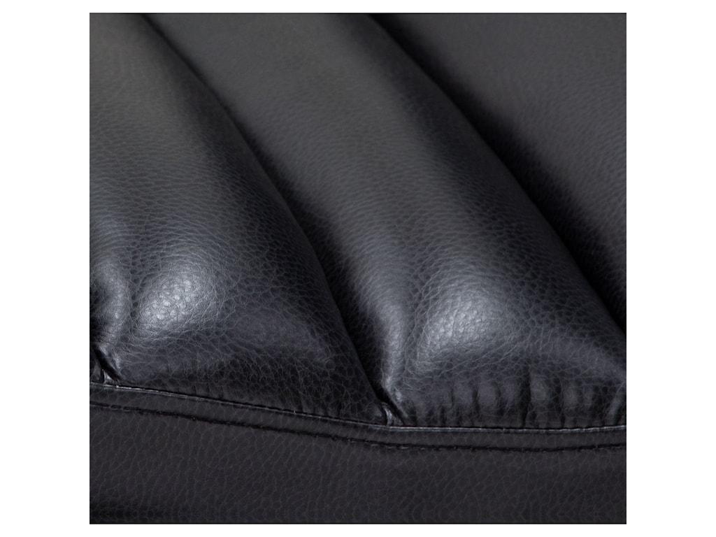 Diamond Sofa Bardot BlackLounge Chair