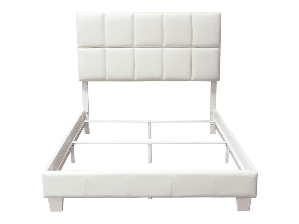 Diamond Sofa BiscuitFull Bed