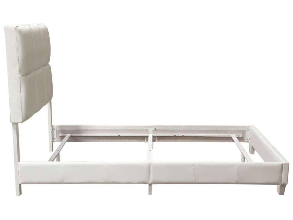 Diamond Sofa BiscuitTwin Bed