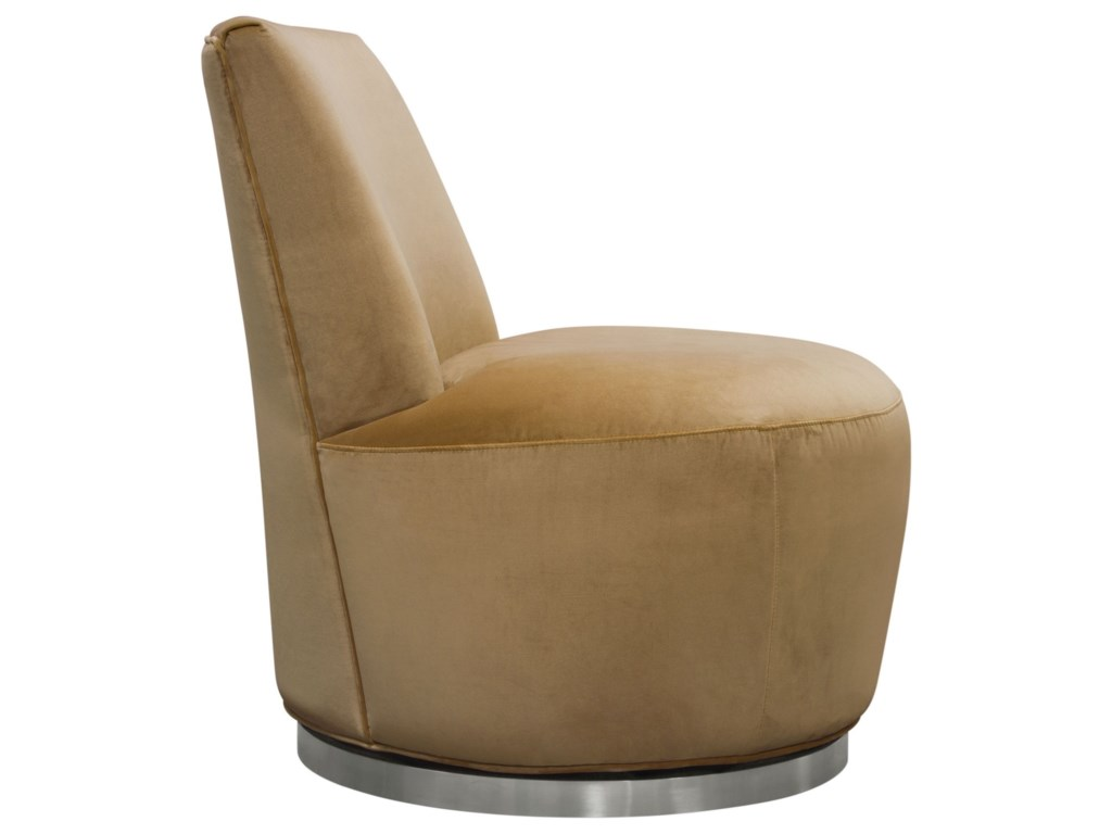 Diamond Sofa BlakeSwivel Accent Chair