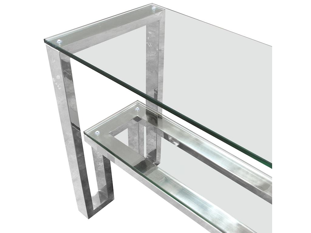 Diamond Sofa CarlsbadConsole Table