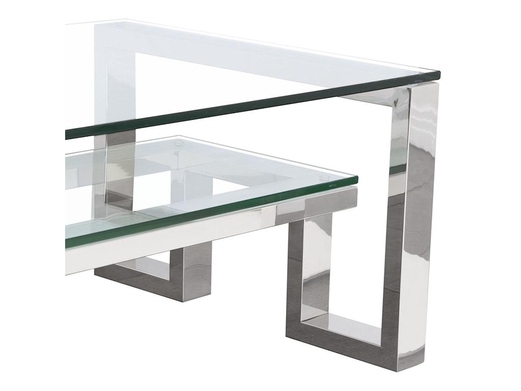 Diamond Sofa CarlsbadCocktail Table