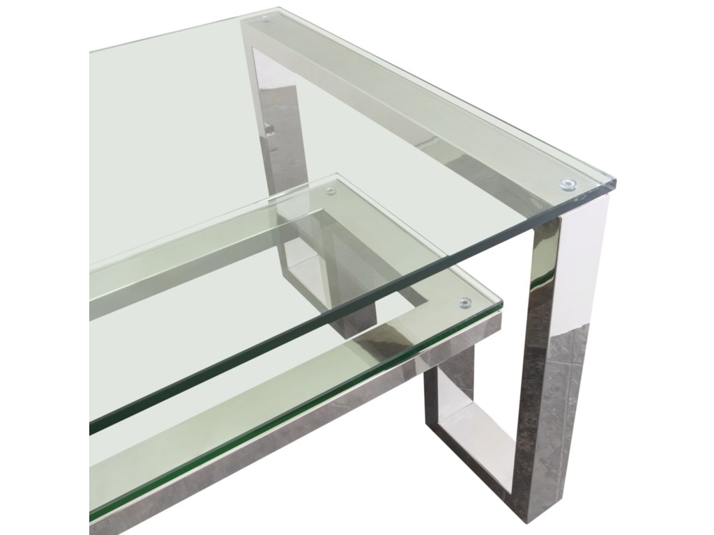 Diamond Sofa CarlsbadEnd Table