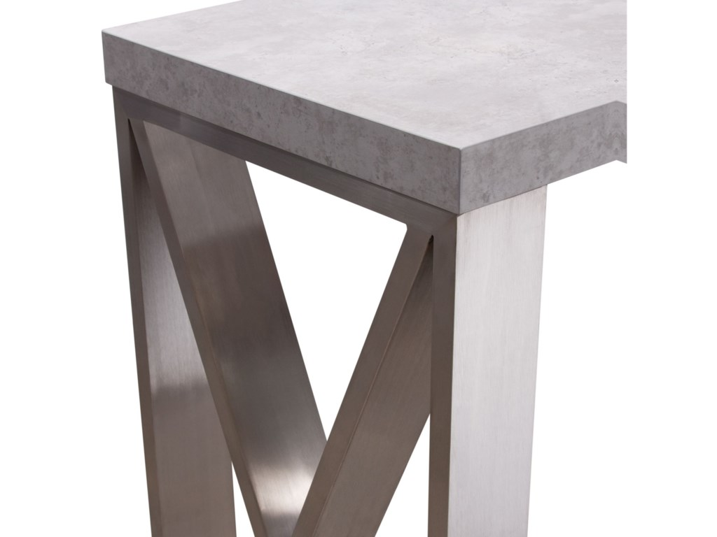 Diamond Sofa Carrera TablesConsole Table