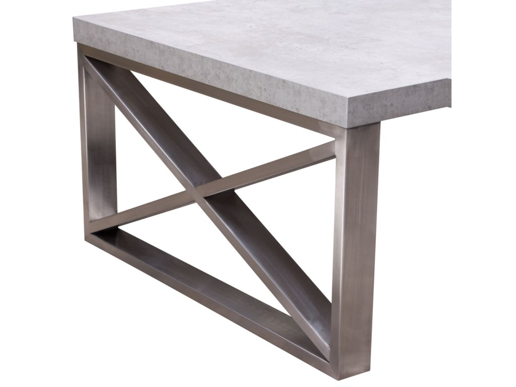 Diamond Sofa Carrera TablesCocktail Table