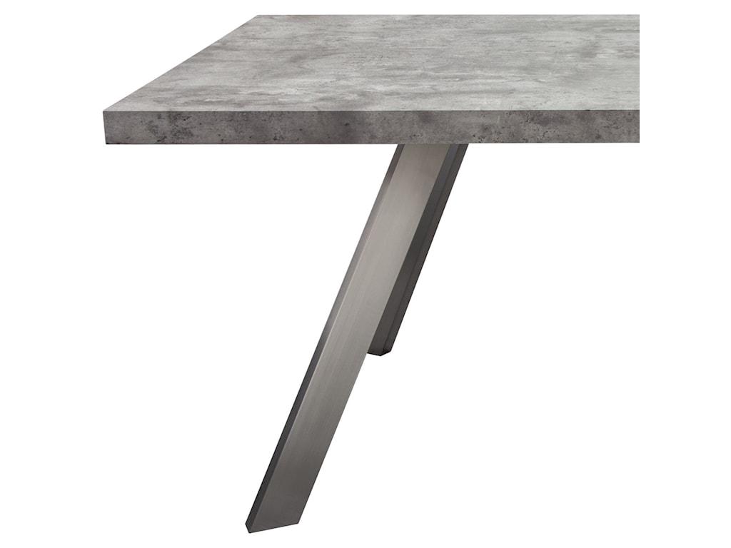 Diamond Sofa Carrera TablesDining Table