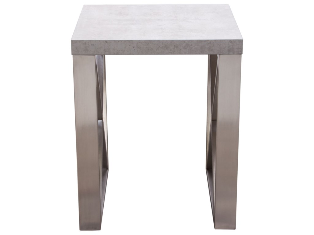 Diamond Sofa Carrera TablesEnd Table