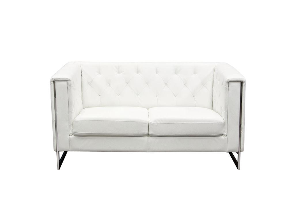 Diamond Sofa ChelseaLoveseat