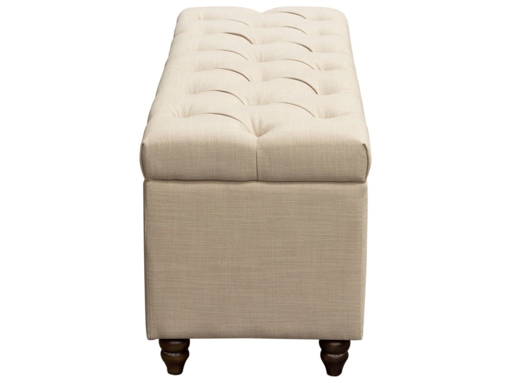 Diamond Sofa ChesterfieldTrunk