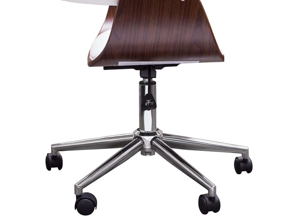 Diamond Sofa CoveDesk Chair
