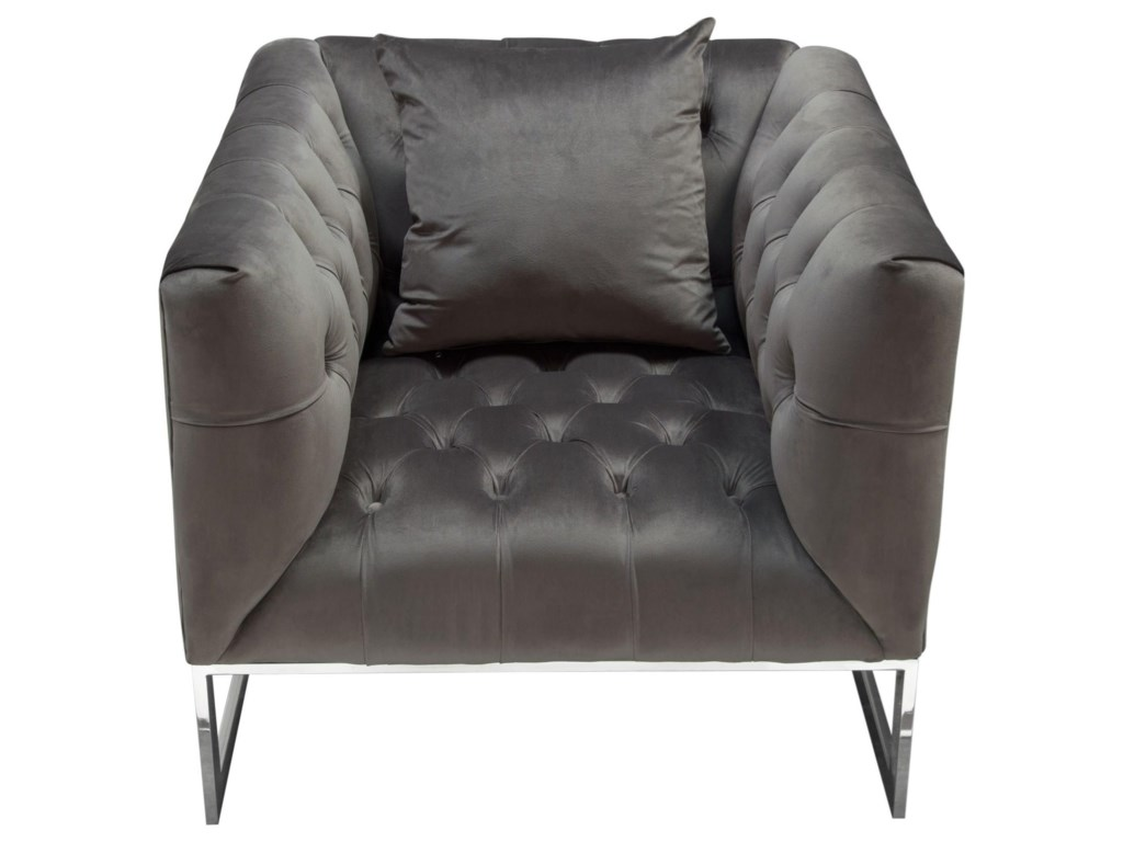 Diamond Sofa CrawfordChair