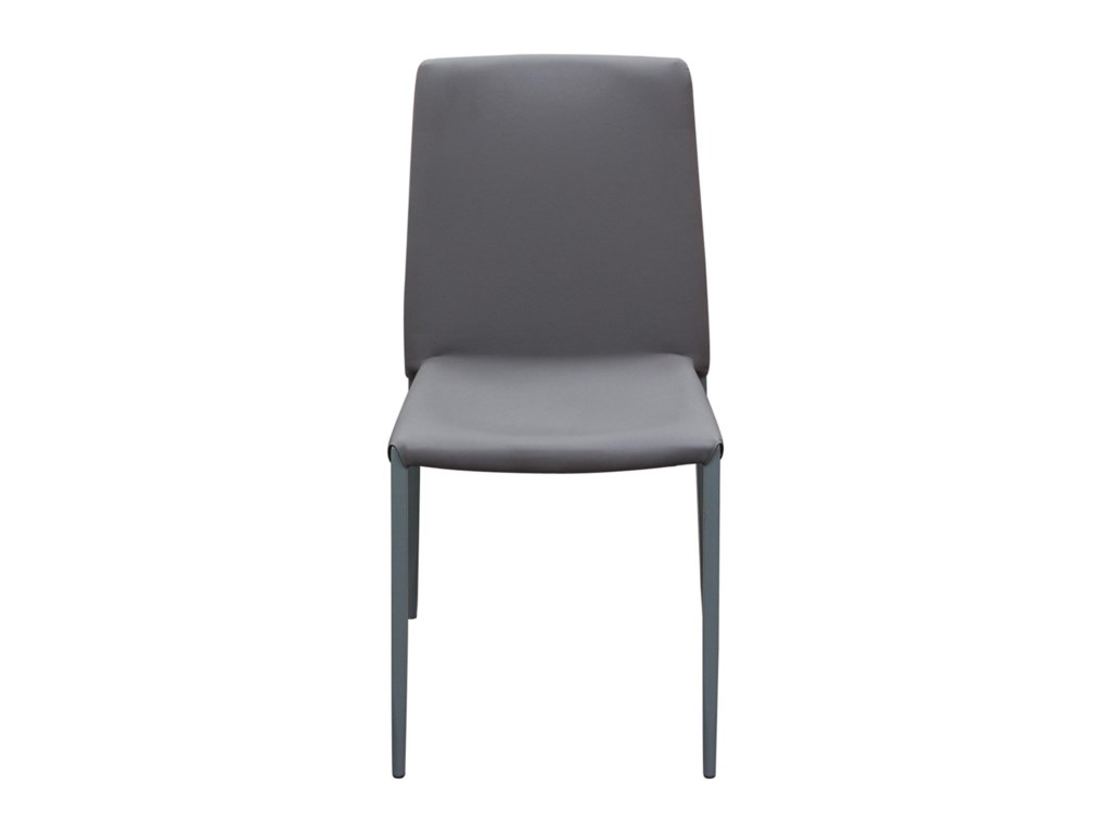 Diamond Sofa Dining RoomCarbon Set of Two Dining Side Chairs