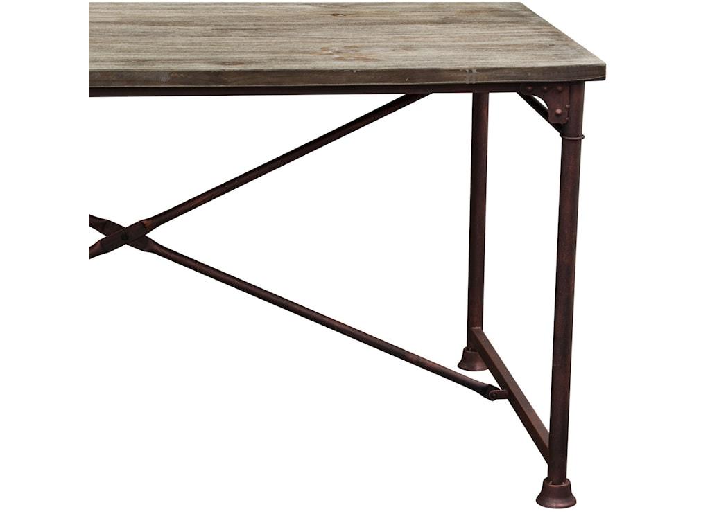 Diamond Sofa DixonDining Table