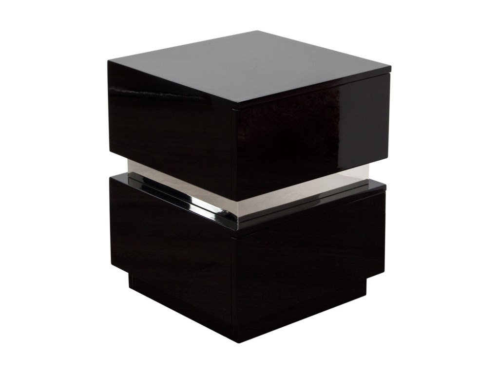 Diamond Sofa ElleAccent Table