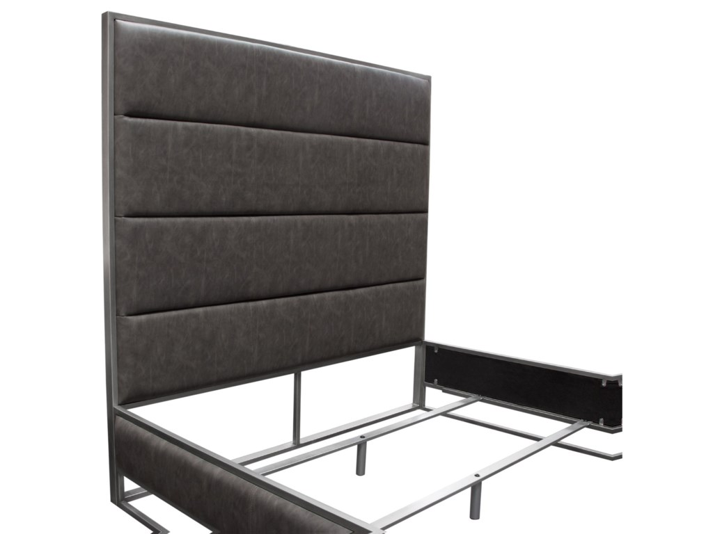 Diamond Sofa EmpireQueen Platform Bed