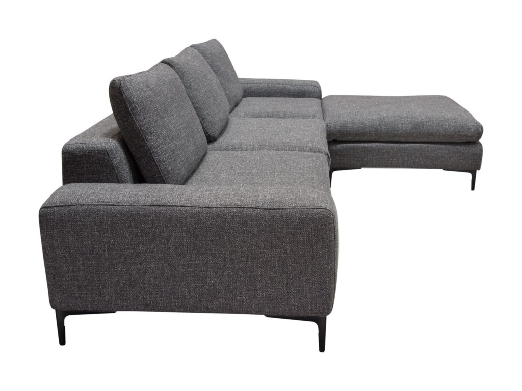 Diamond Sofa FluxModular Sectional