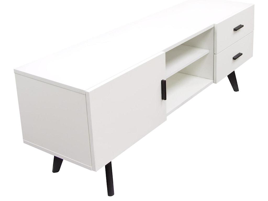 Diamond Sofa FocusEntertainment Cabinet