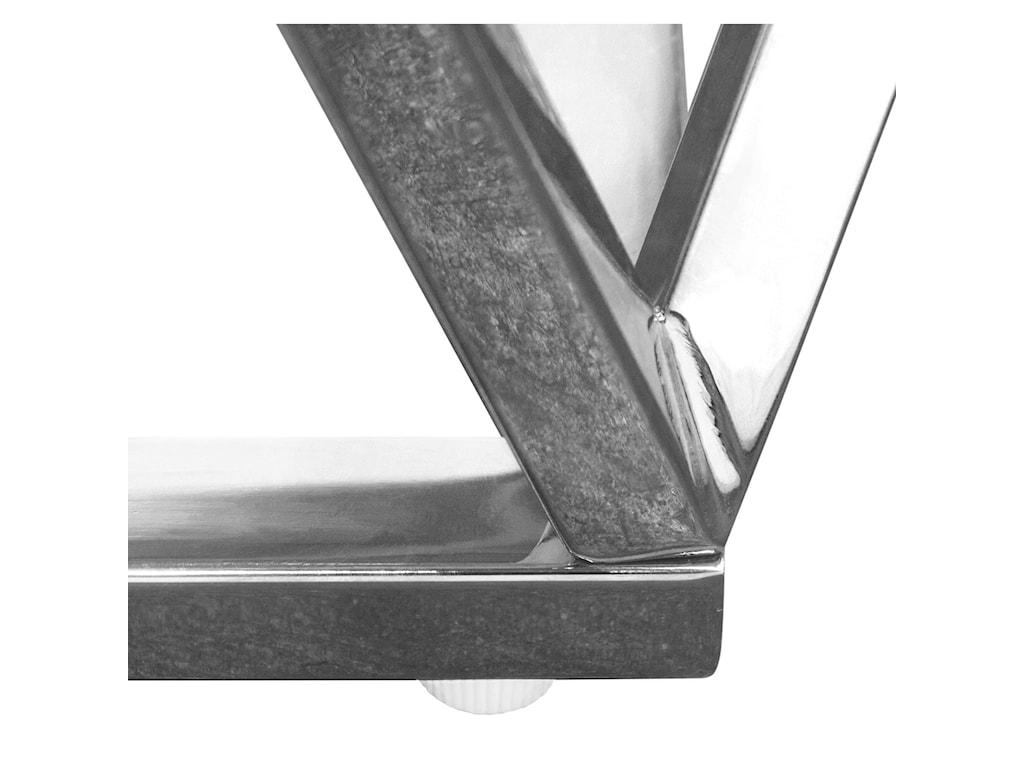 Diamond Sofa GemEnd Table