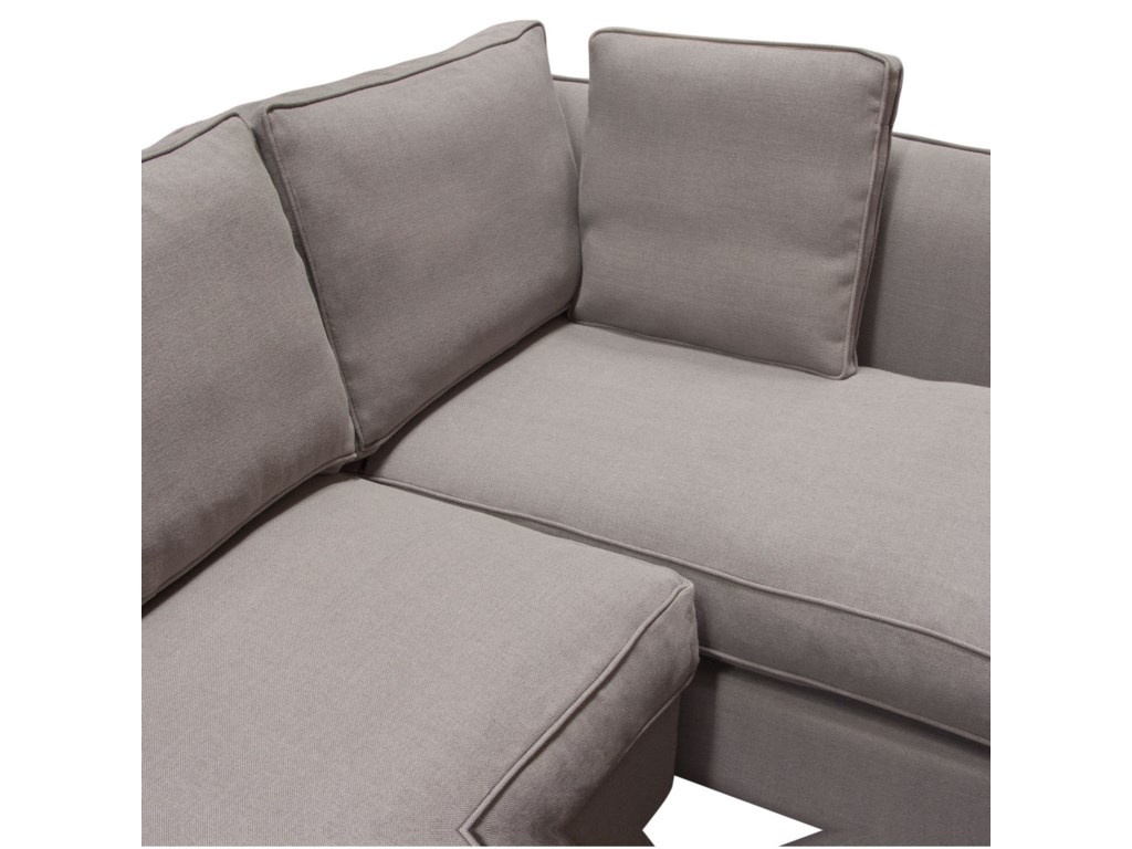 Diamond Sofa HopeSectional