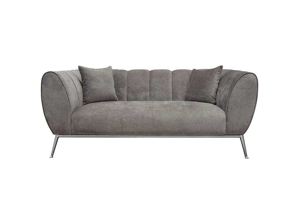Diamond Sofa JadeLoveseat