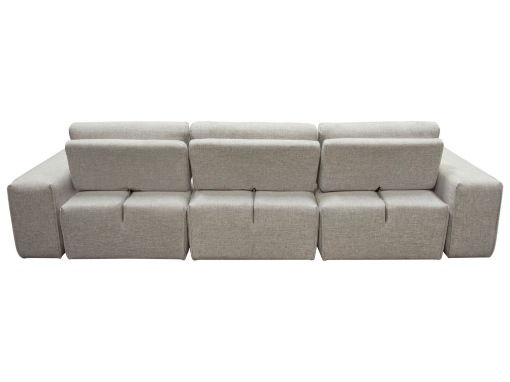 Diamond Sofa JazzSectional