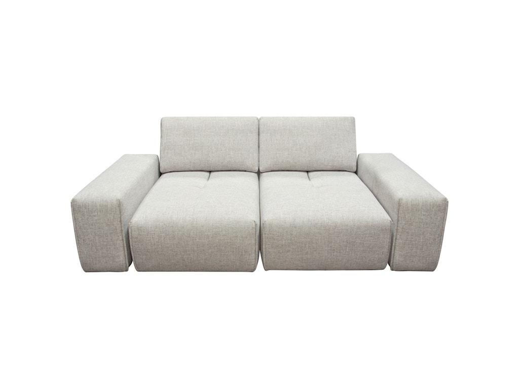 Diamond Sofa JazzLoveseat