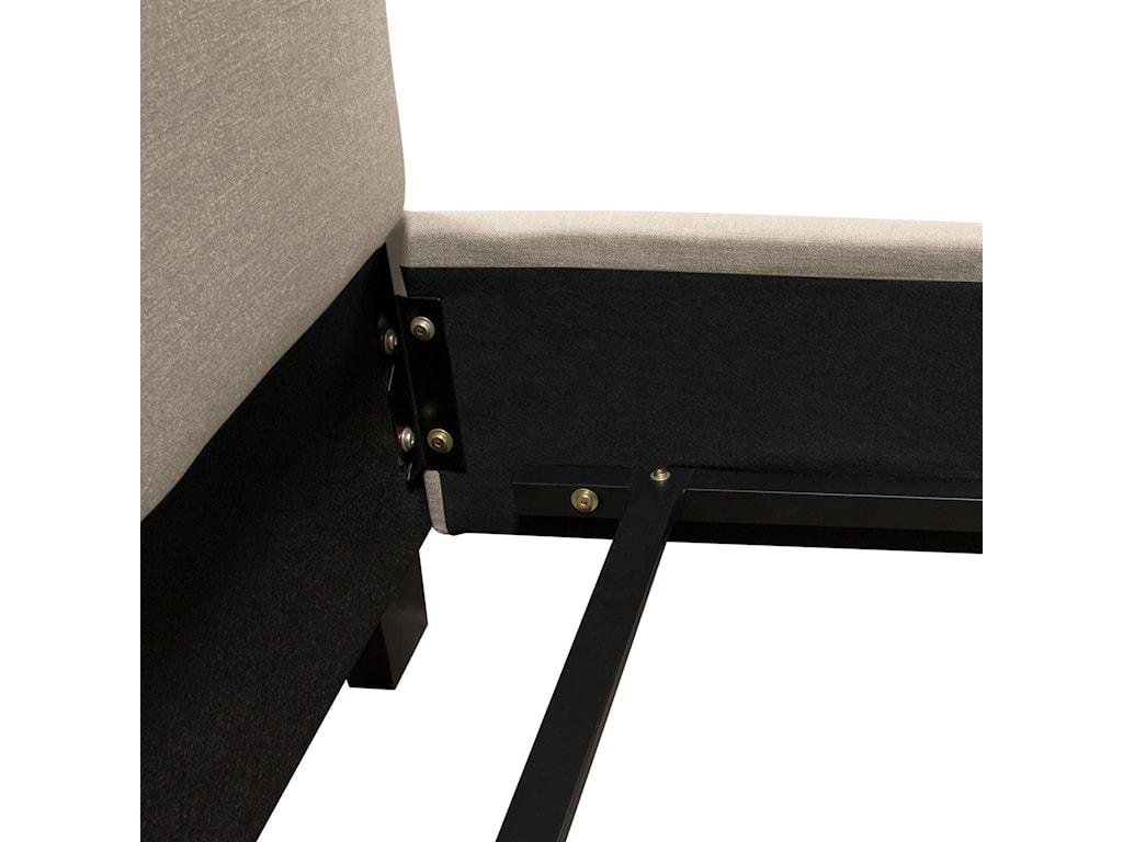 Diamond Sofa KingstonKing Bed