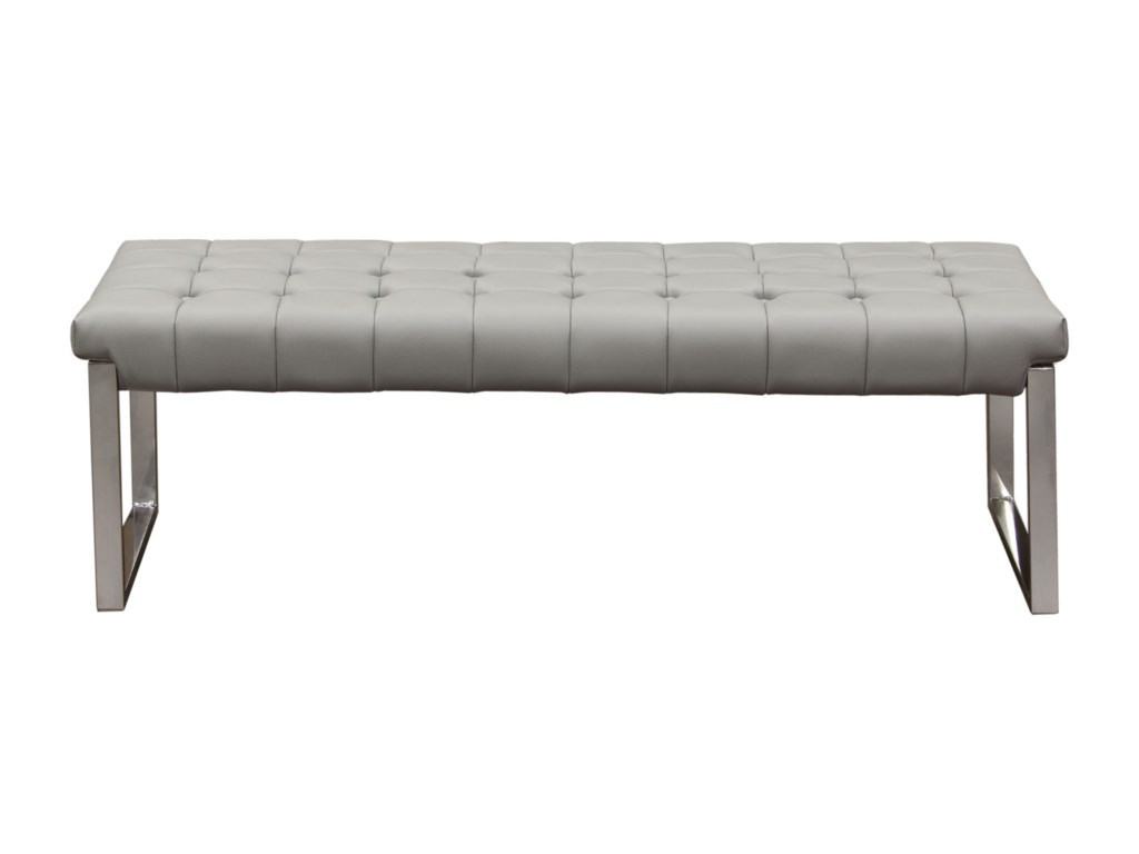 Diamond Sofa Knox Greybench