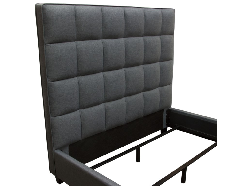 Diamond Sofa LoftQueen Bed