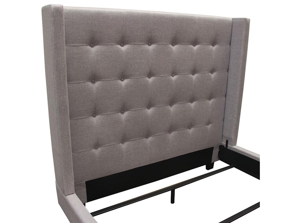 Diamond Sofa Madison AveCalifornia King Bed
