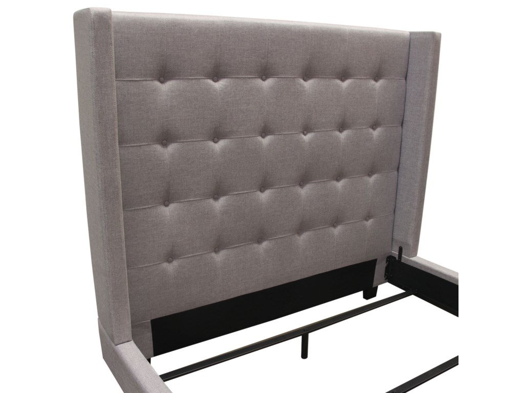 Diamond Sofa Madison AveQueen Bed