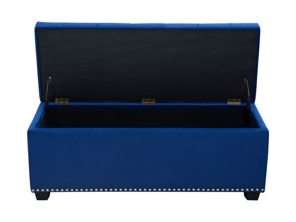 Diamond Sofa MajesticStorage Trunk