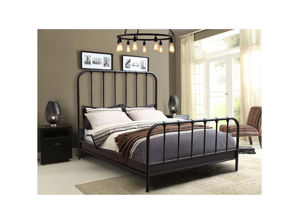 Diamond Sofa MateoCal King Bed