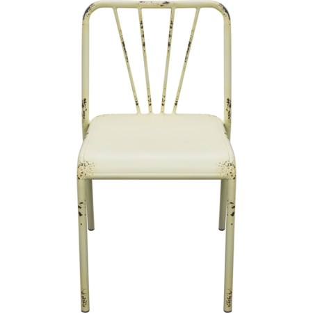 Set of Dining Side Chairs