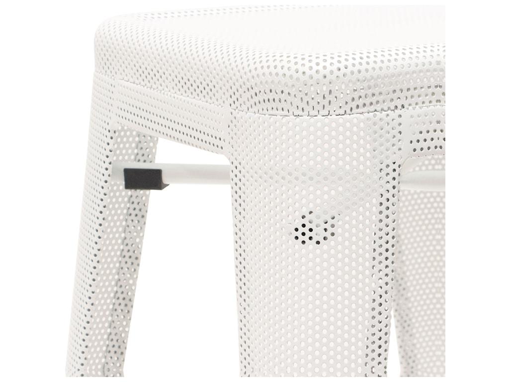 Diamond Sofa MeshSet of Four Counter Stools