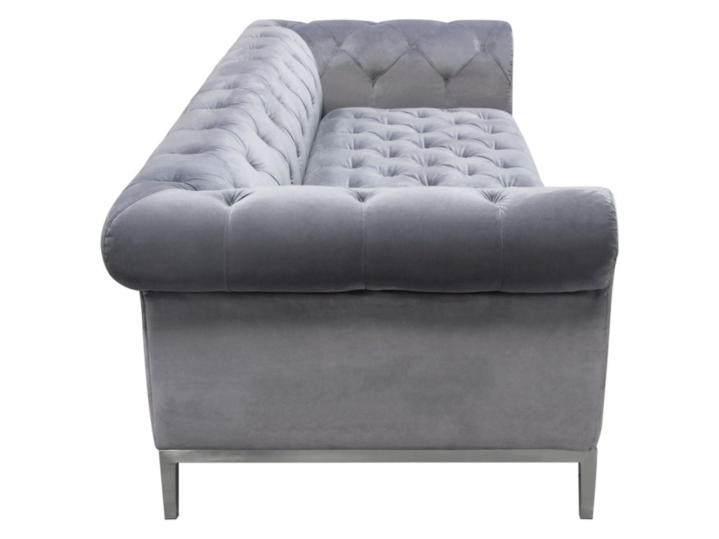 Diamond Sofa MonroeSofa and Chair Set