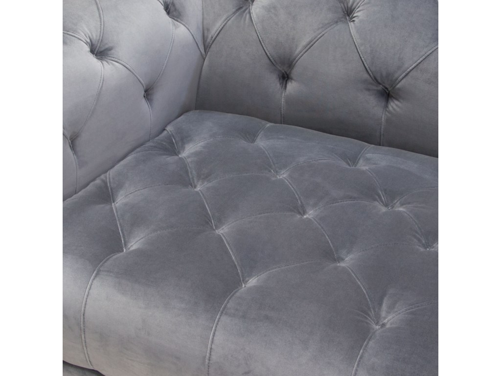 Diamond Sofa MonroeTufted Sofa