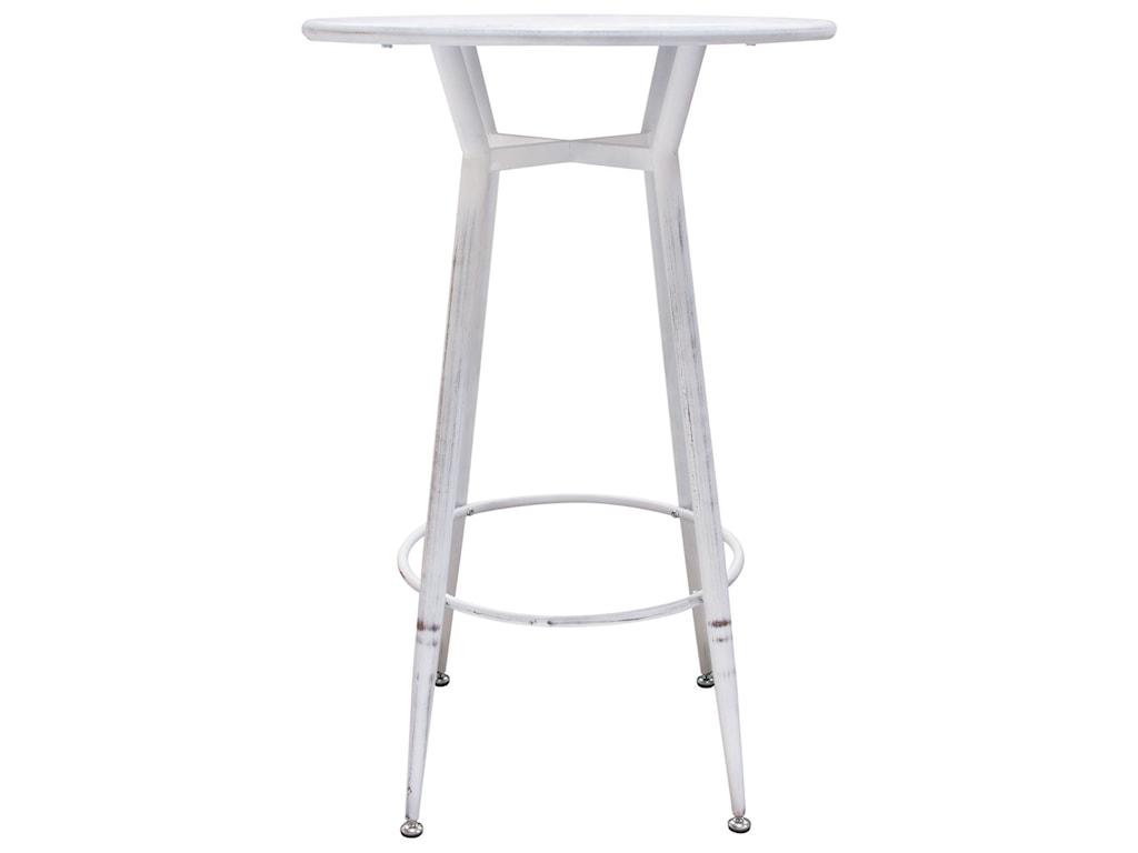 Diamond Sofa MotifBar Table